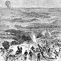 Siege Of Paris, 1870 by Granger