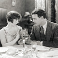 Silent Film Still: Drinking by Granger