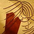 Solemn - Tile by Gloria Ssali