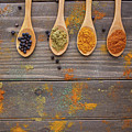 Spices by Brenda Mardinly