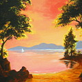 Spirit  Lake by Shasta Eone