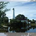 St Mark's Lighthouse by Wayne Denmark