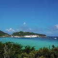St. Marrten Caribbean Island by Nicole Badger
