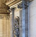 St Peter's Basilica by John Greim
