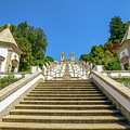 Staircase Of Bom Jesus Do Monte by Benny Marty