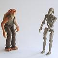 Star Wars Action Figure by Ilan Rosen