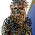 Star Wars Chewbacca Collection by Marvin Blaine