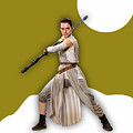 star Wars Rey Collection by Marvin Blaine