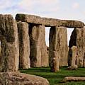 Stonehenge England United Kingdom Uk by Paul James Bannerman