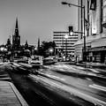 Streets Of Washington Dc Usa by Alex Grichenko