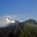 Stromboli Volcano On The Island Of Stromboli by Richard Rosenshein