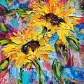 Sunflower Joy by Karen Tarlton