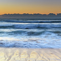 Sunrise By The Sea by Merrillie Redden