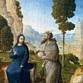 Temptation Of Christ by Granger