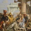 The Adoration Of The Magi by Giovanni Battista Tiepolo