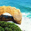 The Arch At Port Campbell National Park by Rob D