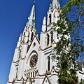 The Cathedral Of St. John The Baptist by Jeramey Lende