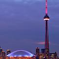 The City Of Toronto by Oleksiy Maksymenko