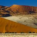 The Dunes Of Sossusvlei by Michele Burgess