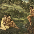 The Garden Of Pan by Edward Burne-Jones