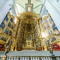 The Historical Mexico City Metropolitan Cathedral by Chon Kit Leong