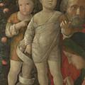 The Holy Family With Saint John by PixBreak Art
