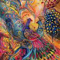 The Magic Garden by Elena Kotliarker