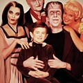 The Munsters by Mary Bassett