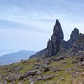 The Old Man Of Storr by Andre Goncalves