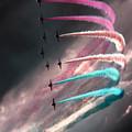 The Phoenix Bend by Angel  Tarantella
