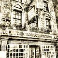 The Prospect Of Whitby Pub London Vintage by David Pyatt