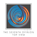 The Seventh Opinion Top View by Steven Kelly Smith