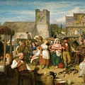 The Statute Fair by John Faed