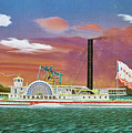 The Steamship Syracuse by James Bard