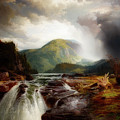 The Wilds Of Lake Superior by Thomas Moran