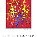 Tickle Monster by Steven Kelly Smith