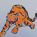 Tiger by Samuel Zylstra