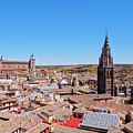 Toledo, Spain by Karol Kozlowski