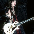 Tom Keifer Of Cinderella by Rich Fuscia