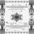 tree of life ketubah-Reformed and Interfaith version by Sandrine Kespi