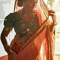 Tribal Beauty Of India by Kiran Joshi