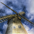 Upminster Windmill Essex by David Pyatt