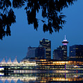 Vancouver Skyline Canada by Mark Duffy