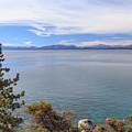 View Across Lake Tahoe by Jannis Werner