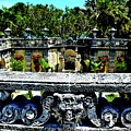 Vizcaya Museum And Gardens by Leslie A Rodriguez