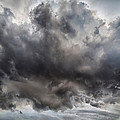 Volcanic Plumes With Poisonous Gases by Panoramic Images