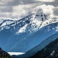 White Pass Mountains In British Columbia by Alex Grichenko
