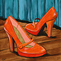 Who Wears These Shoes by Gail Finn