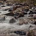 Wild Basin White Water by Brent Parks