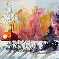 Winter by Kovacs Anna Brigitta